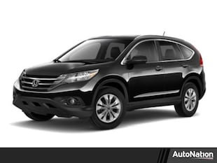 2013 Honda CR-V EX-L FWD SUV
