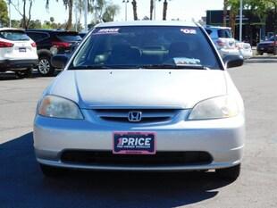 2002 honda civic hybrid value