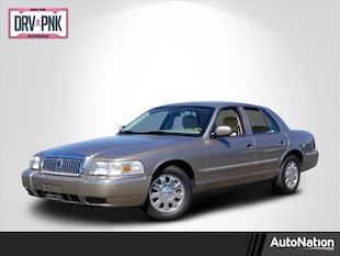 2006 Mercury Grand Marquis LS Sedan