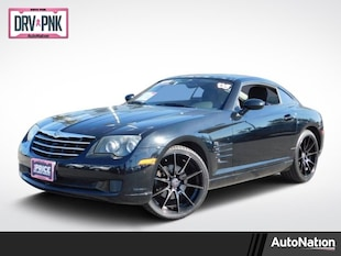 2005 Chrysler Crossfire Base Coupe