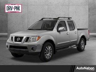 2012 Nissan Frontier SV V6 Crew Cab Long Bed Truck Crew Cab