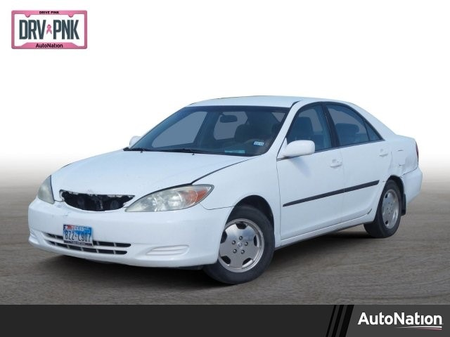 2002 Toyota Camry LE 4dr Car