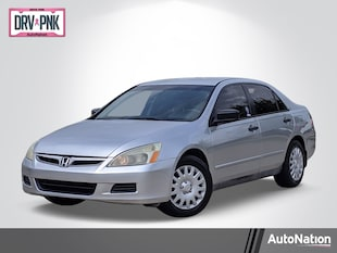 2007 Honda Accord Sedan VP 4dr Car