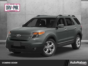 2014 Ford Explorer Limited Sport Utility