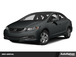 2015 Honda Civic Sedan LX 4dr Car