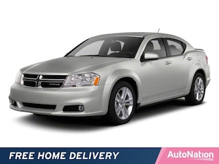 2013 Dodge Avenger SE 4dr Car