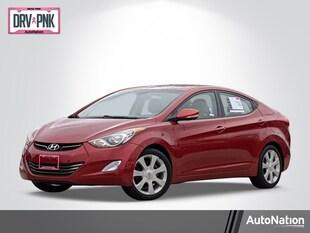 2011 Hyundai Elantra Ltd 4dr Car