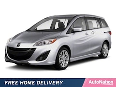 2012 Mazda Mazda5 Sport Mini-van Passenger