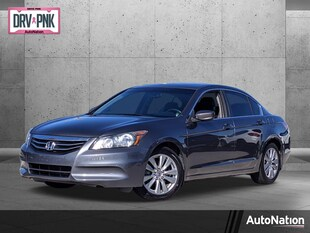2011 Honda Accord Sedan EX-L 4dr Car