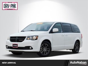 2018 Dodge Grand Caravan SE Plus Mini-van Passenger