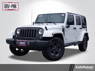 2017 Jeep Wrangler Unlimited Freedom Sport Utility