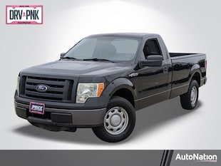 2010 Ford F-150 XL Regular Cab Pickup