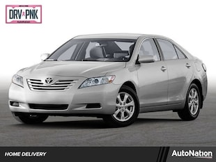 2009 Toyota Camry LE 4dr Car