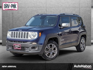 2016 Jeep Renegade Limited Sport Utility