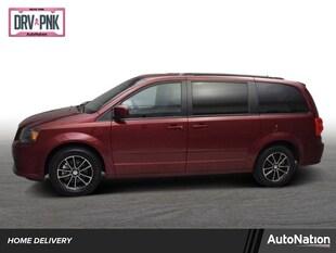2017 Dodge Grand Caravan GT Mini-van Passenger