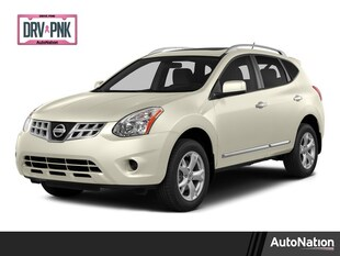 2015 Nissan Rogue Select S Sport Utility