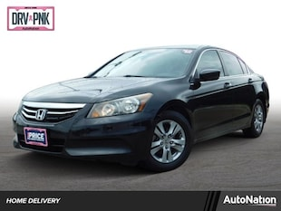 2012 Honda Accord Sedan SE 4dr Car