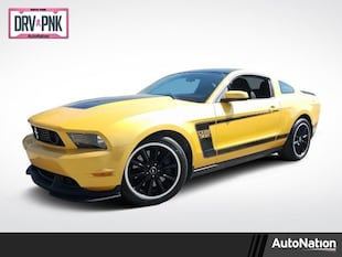 2012 Ford Mustang Boss 302 2dr Car