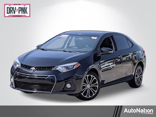 2014 Toyota Corolla S Plus 4dr Car