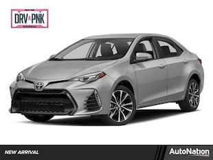 2017 Toyota Corolla XSE 4dr Car