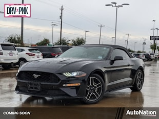 2018 Ford Mustang Ecoboost Premium 2dr Car