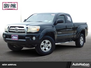 2008 Toyota Tacoma Prerunner Extended Cab Pickup