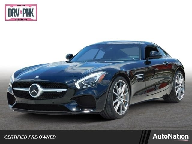 Used 2016 Mercedes Benz AMG GT S 2dr Car Houston