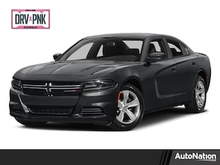 2015 Dodge Charger RT 4dr Car
