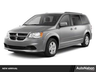 2012 Dodge Grand Caravan American Value Pkg Mini-van Passenger