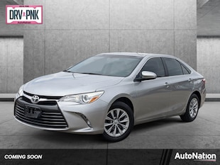 2017 Toyota Camry LE 4dr Car