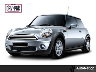 2008 MINI Hardtop 2dr Car