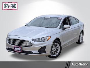 2019 Ford Fusion Hybrid SE 4dr Car