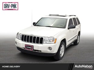 2005 Jeep Grand Cherokee Limited Sport Utility