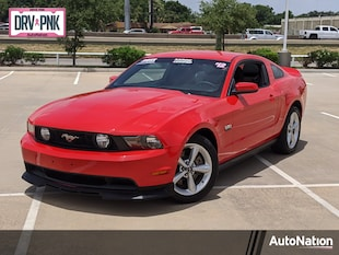 2012 Ford Mustang GT 2dr Car