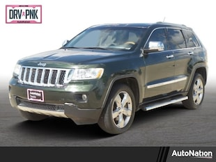 2011 Jeep Grand Cherokee Overland Sport Utility