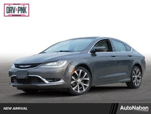 2015 Chrysler 200 C 4dr Car