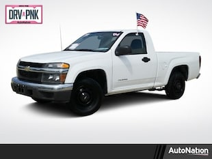 2004 Chevrolet Colorado Z85 Regular Cab Pickup