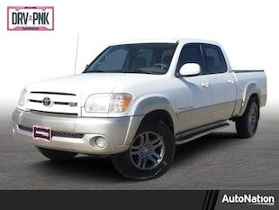 2006 Toyota Tundra Ltd Crew Cab Pickup
