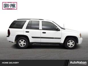 2004 Chevrolet Trailblazer LS Sport Utility