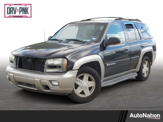 Used 2002 Chevrolet Trailblazer For Sale Westmont Il