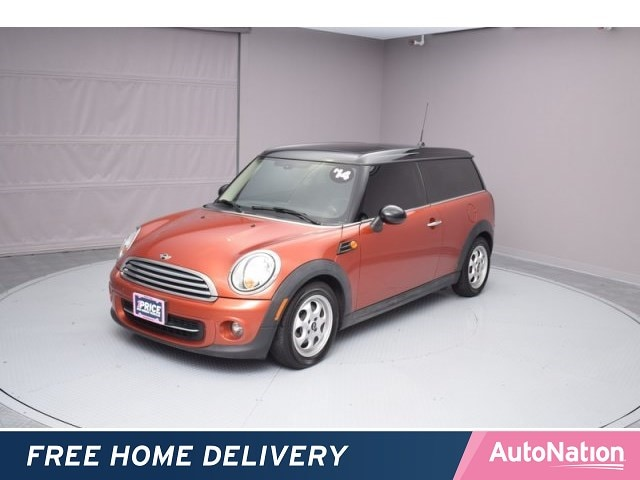 2014 MINI Clubman 3dr Car