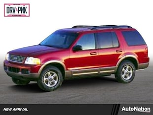 2002 Ford Explorer Limited Sport Utility