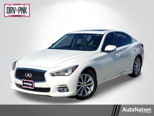 2016 INFINITI Q50 3.0t Premium 4dr Car
