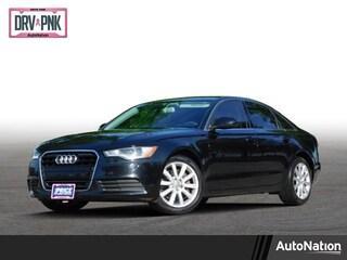 Used 2014 Audi A6 2.0T Premium Plus 4dr Car