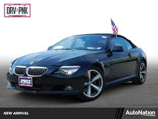 2010 BMW 6 Series 650i 2dr Car