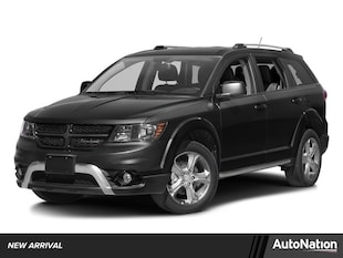 2016 Dodge Journey Crossroad Sport Utility