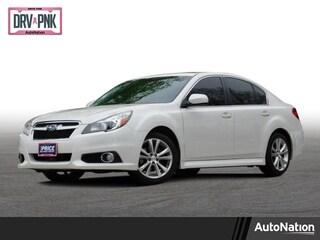 Used 2014 Subaru Legacy 2.5i Limited 4dr Car