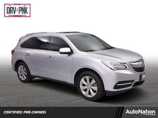Used 2015 Acura MDX Advance/Entertainment Pkg Sport Utility