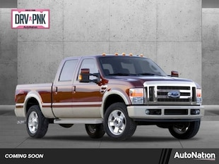 2008 Ford F-250 King Ranch Crew Cab Pickup