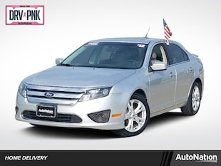 2012 Ford Fusion SE 4dr Car